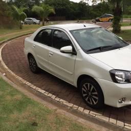 Etios Platinum/Sedan,16/16,85.000km,Segundo Dono.