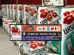 !!!!Lukscolor Premium -Durabilidade+ Cobertura+ Tinta c/ Acabamento ###Perfeito