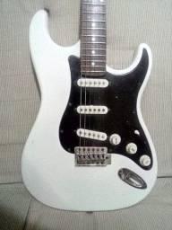 Guitarra Eagle e Gaita (leia a descrição)