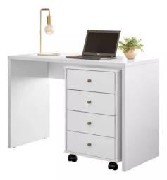 Título do anúncio: escrivania office presence + gaveteiro zap *