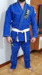 Kimono Jiujitsu  A2 Azul