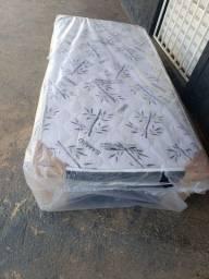 Cama box de Solteiro nova lacrada marca bambu joy