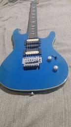 Vendo guitarra groovin, microafinada, toda perfeitinha.