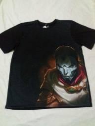 Título do anúncio: Camisa League Of Legends Jhin
