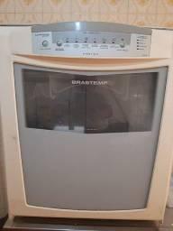 Título do anúncio: Máquina de lavar Louças Brastemp