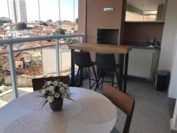 Título do anúncio: Apartamento para venda com 89 metros quadrados com 3 quartos em Vila Santo Antônio - Bauru
