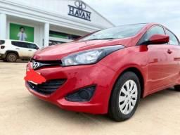 Título do anúncio: Carro hb20 comfort flex vermelho 1.0 2013