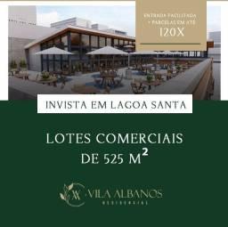 Novo bairro em Lagoa Santa Bem Localizado - Lotes com R$15.120,00 de entrada (BV40)