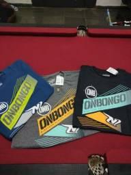 Título do anúncio: Camisetas onbongo original