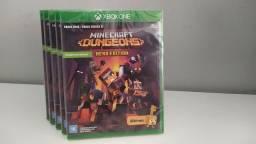 Minecraft Dungeons Xbox One Xbox séries X