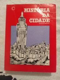 Livro: História da cidade