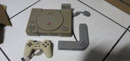 Playstation 1 fat com Action replay