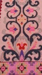 Título do anúncio: tapete arraiolo novo - 1,30 x 0,90