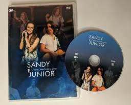 DVD Sandy e Junior - Especial Band