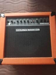Cubo Para Guitarra Sound maker G20