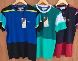 Camisetas Listradas 2 por R$99,90