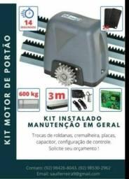 Título do anúncio: KIT MOTOR DE PORTÃO