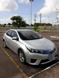 Corolla GLI 1.8 2015/2016, câmbio manual, IPVA 2018 quitado - 2016