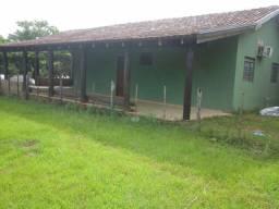Rancho no rio Ivinhema ms