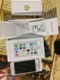 Iphone 5s gold 16 gb em perfeito estado