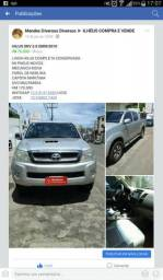 Hilux srv 3.0 completa 2010 - 2010