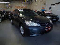 Honda Civic automatico completo R$22900,00 - 2006
