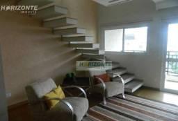 Cobertura com 4 dormitórios à venda, 172 m² por r$ 1.600.000 - vila ema - são josé dos cam