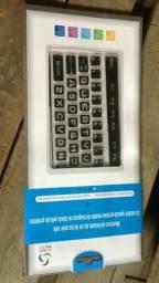 Capa para teclado em silicone