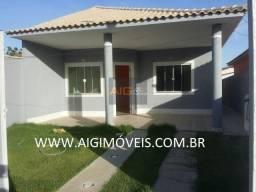 Casa 2 Quartos em Iguaba / Porcelanato