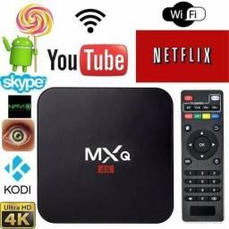 TV Box Transforma Sua TV em Smart ( Entrega e Instalação Grátis )