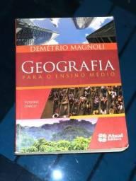 Livro de Geografia para o Ensino Médio