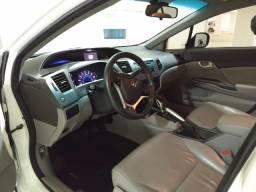 Civic LXR - Leia Anúncio - 2014