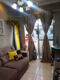 Apartamento para alugar com 1 dormitórios em Canto do forte, Praia grande cod:1204