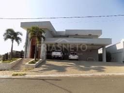 Casa de condomínio à venda com 4 dormitórios em Jardim belvedere, Piracicaba cod:V43669
