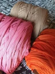 Vendo fio náutico famoso também como rabo de gato para artesanato