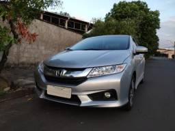 Honda City EXL 1.5 Flex Automático * Impecável - 2015