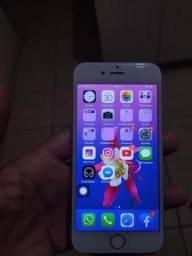 Vendo um iPhone6, 64 gigas de memória