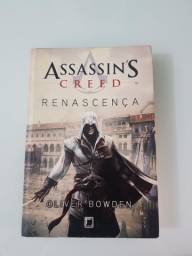 Livro assassins creed Renascença