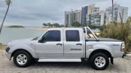 Ranger 3.0 Diesel Limited Top! Pneus e Amortecedores Novos! Revisada! Único Dono!! - 2012