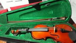 Violino Giannini GIV 4/4 Seminovo