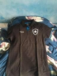 Camiseta polo botafogo - topper
