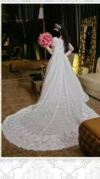 Vestido de noiva Nercy Oliveira