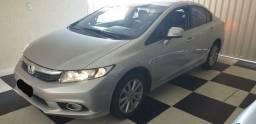 Civic (Honda), 2014, 2.0 FlexOne, Couro, Multimídia - 2014