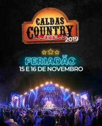 Flat para 5 Caldas Country - Caldas Novas