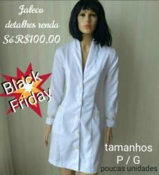 Jalecos Promoção Black Friday