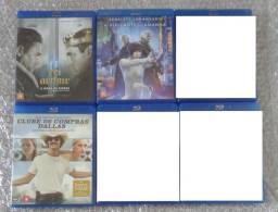 Blu-rays a R$15 cada - Itens de Colecionador - Não Lacrado - Dublado (Frete R$10*)