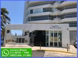 Magistrale 4 Quartos Suites 288m2 Frente Mar no Rio Vermelho