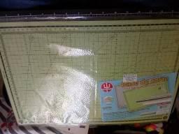 Base de corte para patchwork e scrapbook