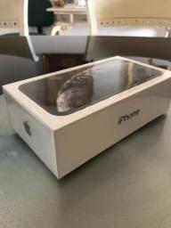 IPhone XR 128gb Novo / Lacrado / Anatel Space Grey
