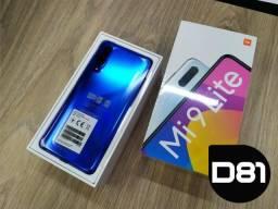 Xiaomi Mi 9 Lite 64gb 6ram - entrega grátis - parcelamos - garantia - lacrado